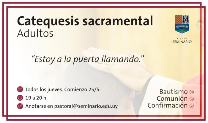 2017 catequesis adultos regalo