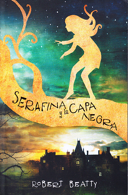 Robert Beatty Serafina y la Capa Negra
