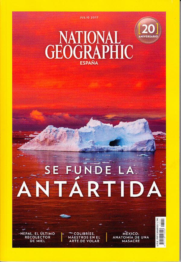 Revista Nathional Geographic