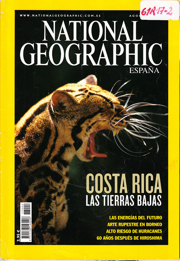 Revista National Geographic Costa Rica